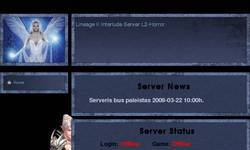 Screenshot of L2-AW