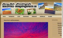 Screenshot of Naturfoto-Mengersgereuth.de