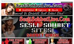 Screenshot of sesli sohbet