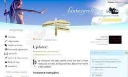 Screenshot of Fantasyrole
