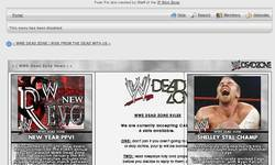 Screenshot of WWE Dead Zone