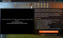 Screenshot of Fallen Sword