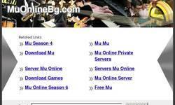 Screenshot of http://muonlinebg.com