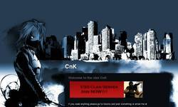 Screenshot of CnK Clan