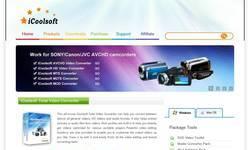 Screenshot of iCoolsoft
