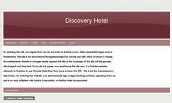 Screenshot of Wendel Hotel