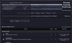Screenshot of FunForum