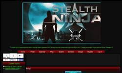 Screenshot of NinjaGamerz