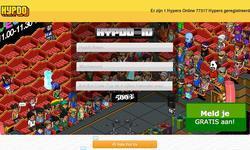 Screenshot of Hypdo.nl ~ Where the fun is born!