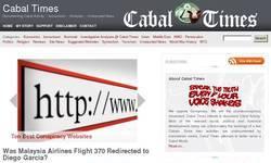 Screenshot of Cabal Times