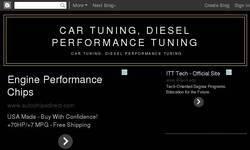 Screenshot of Car Tuning, Diesel Performance Tuning, automotive performance tuning,power,enhan