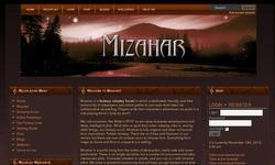Screenshot of Mizahar