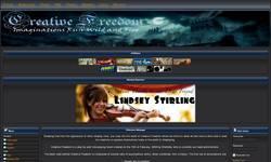 Screenshot of Creative Freedom RPG