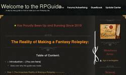 Screenshot of The Real RPGuide