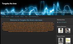 Screenshot of Tengoku No Ame.