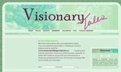 Screenshot of Visionary Tales