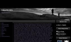 Screenshot of Fallout IRC RPG