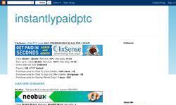 Screenshot of Best paid ptc