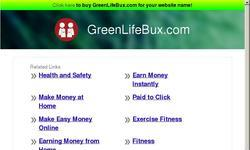 Screenshot of GreenLifeBux