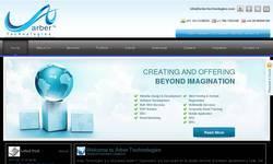 Screenshot of Website design and software Develop