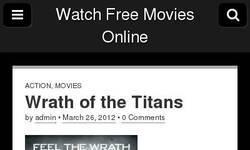 Screenshot of Watch Full Movies Online