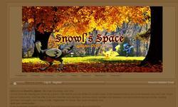 Screenshot of Snowl's Space: A Pok�mon RPG