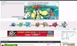 Screenshot of Poke Fantasy
