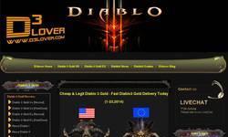 Screenshot of D3Lover