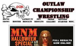 Screenshot of Outlaw Championship Wrestling