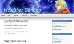Screenshot of Headshot Gaming