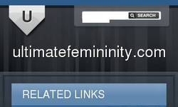 Screenshot of Ultimate Femininity