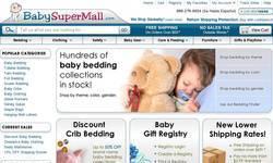 Screenshot of Baby Super Mall