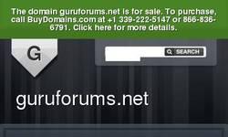 Screenshot of GuruForums - Fastest Growing Hacking Site (MyBB Premium Plugins)