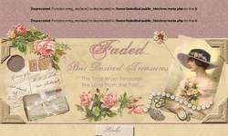 Screenshot of Faded But Desired Treasures