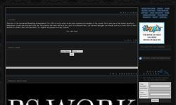 Screenshot of � UNIVERSAL WRESTLING ASSOCIATION �