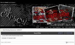 Screenshot of WWE CARBON