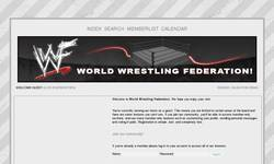Screenshot of World Wrestling Federation