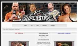 Screenshot of WWE Superstars