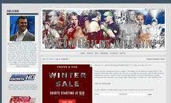 Screenshot of World Wrestling iNTERACTIVE!