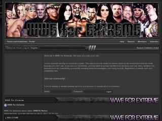 Screenshot of WWE for Extreme