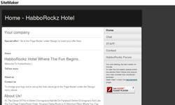Screenshot of Habbo Rockz