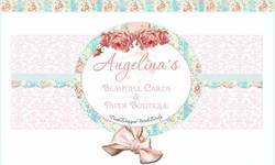 Screenshot of Angelina's Cards & Paper Boutique