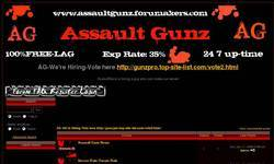 Screenshot of AssaultGunz
