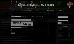 Screenshot of RSCEmulation - RuneScape Classic Private Server