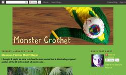 Screenshot of Monster Crochet