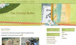 Screenshot of The Crochet Buffet