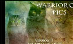 Screenshot of Warrior Cat Pics