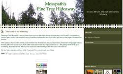 Screenshot of Mosspath's Pine Tree Hideaway