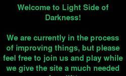 Screenshot of Light Side of Darkness