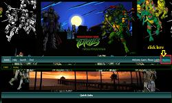 Screenshot of TMNT - Turtle Power